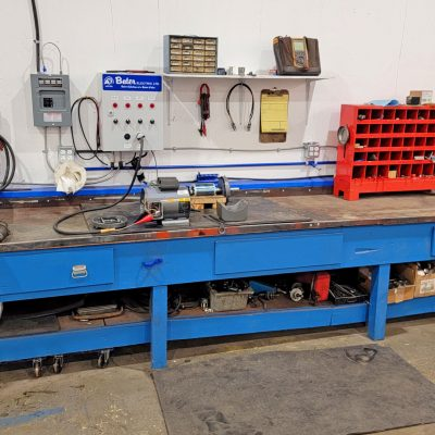 Motor Work Station Small 01